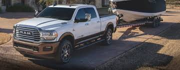 2019 Ram Trucks 2500 Towing Capability Features
