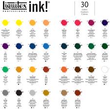 Liquitex Professional Acrylic Ink 30ml Art World Online