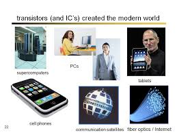 nanohub org resources nanoscale transistors lecture the most   transistors and ic s created the modern world