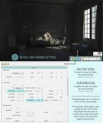 vray for sketchup tutorial the 3 basic parts of rendering the good illumination present materials setting post ion of your sence