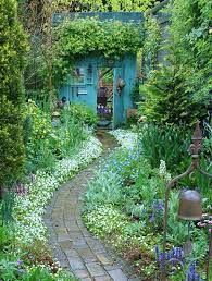 the palm experts cottage garden style