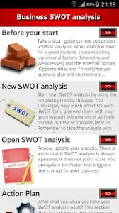 Business Swot Analysis - Apps On Google Play