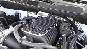 TRD Supercharged Toyota Tundra Platinum - YouTube