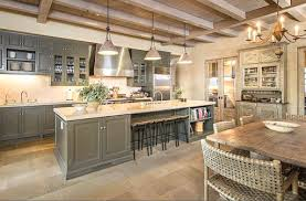 Taupe kitchen cabinets Grey The Taupe Below Is Nice The White Marble Looks Nice Too Petite Haus Taupe And Greige And Grey Kitchens Kitchen Trends 2015 Petite Haus