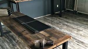reclaimed wood office. Wondrous Design Reclaimed Wood Office Desk Exquisite Ideas Intended For Decorating
