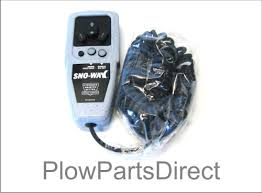 snoway wired control and module conversion kit