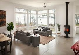 polished concrete floor in house. How To Polish Concrete - Living Polished Floor In House