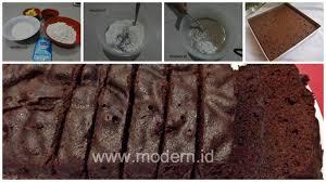 Yuk, simak cara membuat dan resep brownies pisang kukus tanpa oven atau mixer di bawah ini! Resep Brownies Kukus Ekonomis Cukup 15 Rb Tanpa Telur Tanpa Mixer Anti Gagal Modern Id