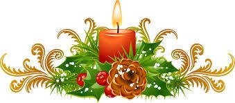 Christmas Candles Png <b>candle</b>-border.<b>png</b> | Christmas ...