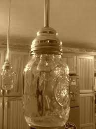 mason jar light fixture covers