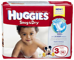Image result for huggies snug and dry