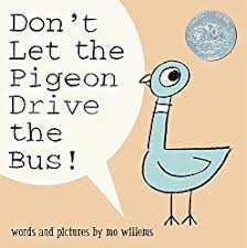 Small Picture Pigeon and Bus Activities inspired by Mo Willems
