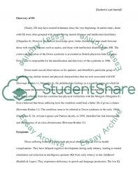 down syndrome essay example topics and well written essays  down syndrome essay example