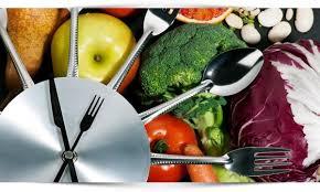 Hoeveel keer per dag eten