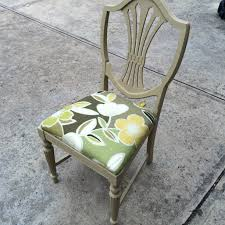 from drab to fab my diy chalk paint chair elle diy furniture chalk paint