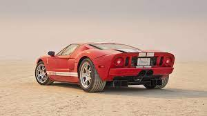 Win A Rare 2005 Ford Gt And 20 000 Ford Gt Ford Super Cars