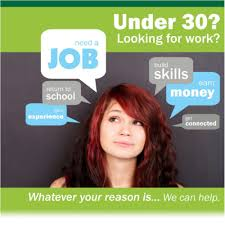 youth employment services lutherwood youth employment poster under 30 looking for work we can help