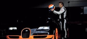 Car crash tests are crucial. Bugatti Test Driver Tells Of 400km H Veyron Crash