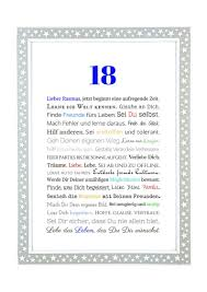 Geschenk Zum 18 Geburtstag Junge