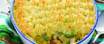 smoked fish pie food in a minute