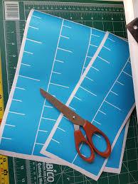 Diy Growth Chart Stencil Diy Over Sized Ruler Growth Chart Cricut Growth Chart