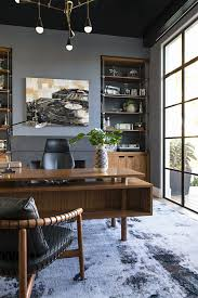 25 Cool And Masculine Home Office For A Man Home Design And Interior