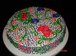 My First Fancy Birthday Cake Cakecentralcom