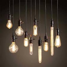 edison bulb pendant lighting vintage bulb pendant lamp bulb chandeliers pendant ceiling lamp single lighting lamp