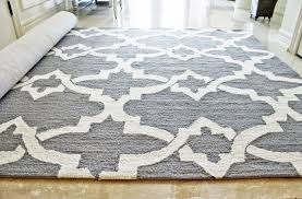 shining trendy area rugs decoration