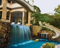 beautiful home pools. Plain Home Images 7 Home Swimming Pools With Slides On Show As Slideshow And Beautiful L