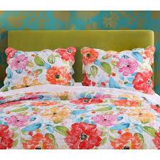 floral pillow shams. Brilliant Pillow Barefoot Bungalow Esme Floral Pillow Shams Set Of 2 And