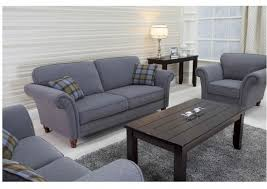 fabric sofa set 3 2 1. Fine Sofa Argyle Grey Fabric 321 Seater Sofa Set To 3 2 1 A