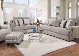 cooper sofa set gray