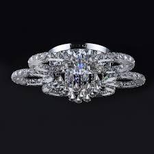 blue flush mount chandeliers modern crystal ceiling lights uk lighting ideas
