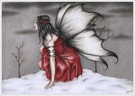 Dark Fairy Drawing At Getdrawingscom Free For Personal Use Dark