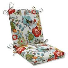 outdoor dining chair cushions. Alatriste Squared Corners Indoor/Outdoor Dining Chair Cushion Outdoor Cushions I