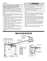 chamberlain garage door opener manual chamberlain garage door opener manual garage door opener installation instructions chamberlain garage door opener