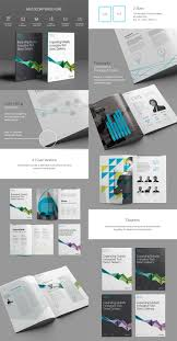 best indesign brochure templates for creative business marketing multicorp brochure template indd