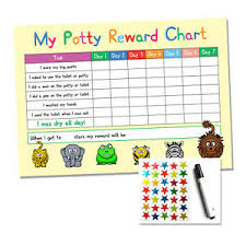 How To Make A Reward Chart For Potty Training Details About Kids Potty Toilet Training Reward Chart Childrens Sticker Star Reusable