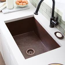 cocina 33 copper kitchen sink