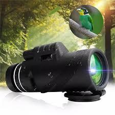Outdoor <b>Camping</b> Hiking <b>40x60 Monocular</b> HD Optic <b>BAK4</b> Day ...
