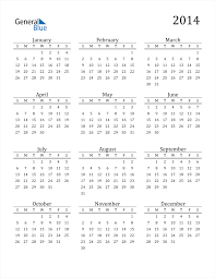 Free 2014 calendars that you can download, customize, and print. 2014 Calendar Pdf Word Excel