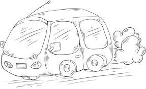 Bussen En Bestelwagens Kleurplaten Gratis Printbare Kleurplaten