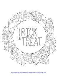 coloring pages 50 free halloween coloring pages pdf printables