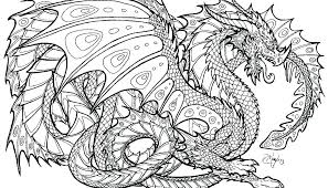 Free Printable Dragon Coloring Pages For Adults Kids Cute Dragon