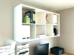 extraordinary office shelving idea shelf remarkable desk fantastic wall modern mounted enchanting unit storage system with ikea closet design decorating