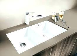 white kitchen sink. Undermount White Kitchen Sink And Porcelain Sinks 62 .