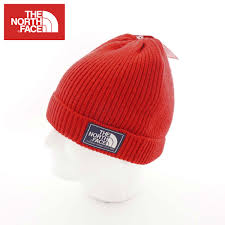 North Face The North Face Regular Article Men Gap Dis Hat Beanie Knit Hat Shipyard Beanie Retro Tnf Red