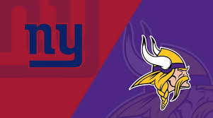 Minnesota Vikings At New York Giants Matchup Preview 10 6 19