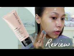 mary kay timewise matte wear liquid foundation first impression review alog rhaze you